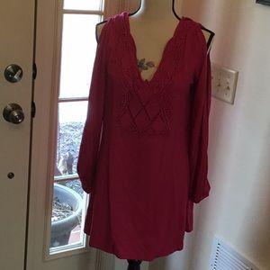 Tobi Dress long sleeve